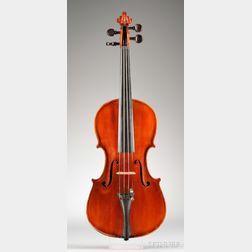 Italian Violin, Raffaele Calace, Naples, 1922