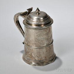 Silver Tankard