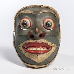 Bali Theatre Mask