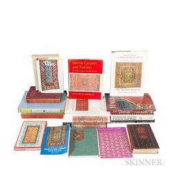 Twenty Oriental Rug Books