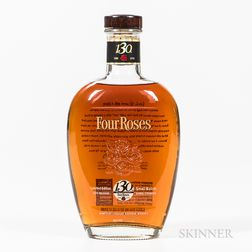 Four Roses Limited Edition Small Batch 130th Anniversary, 1 750ml bottle Spirits cannot be shipped. Please see http://bit.ly/sk-spir...