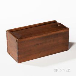 Shaker Slide-lid Candlebox