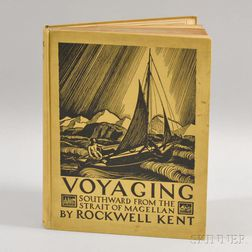 Rockwell Kent's Voyaging Southward from the Strait of Magellan