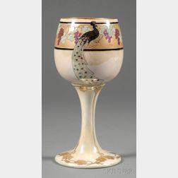 Willets Belleek Porcelain Chalice Cup