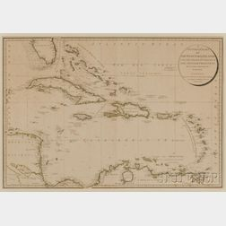(Maps and Charts, West Indies)