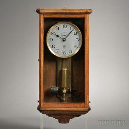 ATO Wall Clock by Leon Hatot