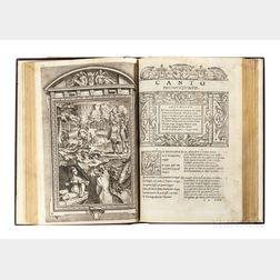Tasso, Torquato (1544-1595) La Gerusalemme Liberata.