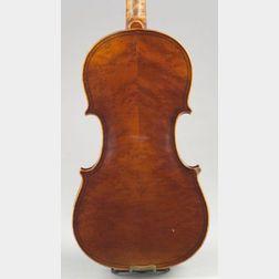 German Violin, Eduard Reichert