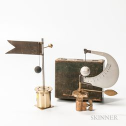 Two Anemometers