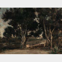 Sydney Adamson (American/Scottish, fl. 1892-1914)      Algeciras