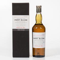 Port Ellen 24 Years Old 1978, 1 70cl bottle (oc)