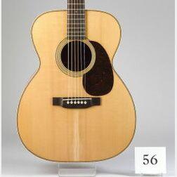 Good American Guitar, C.F. Martin & Company, Nazareth, 1943, Model 000-28