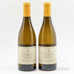 Peter Michael, 2 bottles