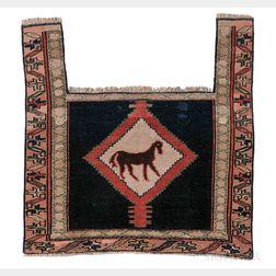 Northwest Persian Saddle Blanket