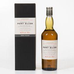 Port Ellen 25 Years Old 1978, 1 70cl bottle (oc)