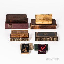 Nine Books.