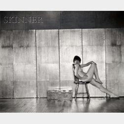 Edward Weston (American,  1886-1958), Cole Weston, printer (American, 1919-2003)      Nude (Margrethe)