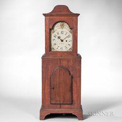Pine Shelf Timepiece