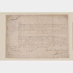 George III, King of England (1738-1820)