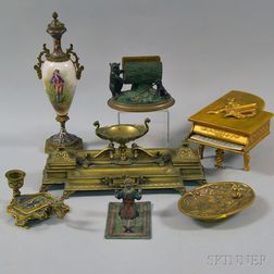 Group of Miscellaneous Metal Objects