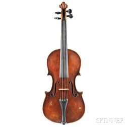 Italian Violin, School of Scarampella, Mantua, c. 1925