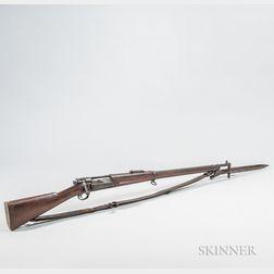 U.S. Model 1898 Krag Rifle and Bayonet