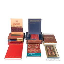 Twenty-one Rug Books