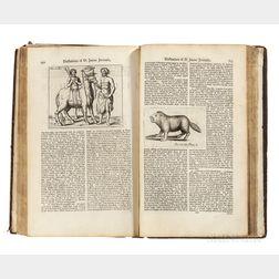 Juvenal (1st/2nd Century CE) & Persius (34-62 CE) trans., Barten Holyday (1593-1661) Decimus Junius Juvenalis, and Aulus Persius Flaccu