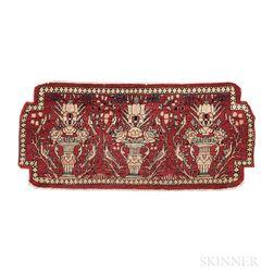 Tabriz Sofa Cover Rug