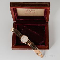 Vacheron & Constantin 14kt Gold Wristwatch