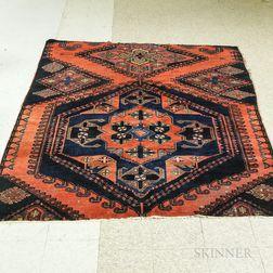 """""""Vise"""" Carpet Fragment"""