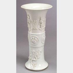 Blanc de Chine Vase