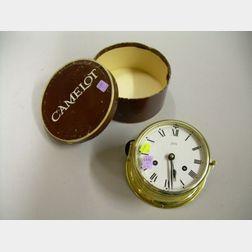 Schatz Ship's Bell Clock