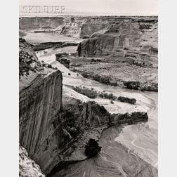 Laura Gilpin (American, 1891-1979)      Canyon de Chelly,   1964