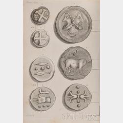 (Numismatic, Ancient), Ackerman, John Yonge (1806-1873)