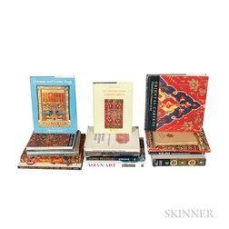 Seventeen Rug Books