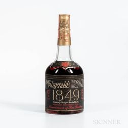 Old Fitzgerald 1849 10 Years Old, 1 4/5 quart bottle