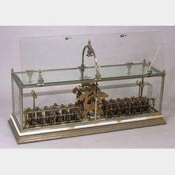 Rare Eight-Circuit Fire Telegraph Repeater