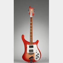 American Electric Guitar, Rickenbacker Corporation, Santa Ana, c. 1976, Model 481