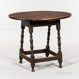 Maple and Pine Tea Table