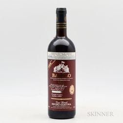 Bruno Giacosa Barolo Riserva Falletto di Serralunga dAlba 1990, 1 bottle