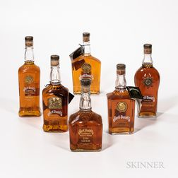 Jack Daniels Gold Medal Series, 6 750ml bottles (1 oc) Spirits cannot be shipped. Please see http://bit.ly/sk-spirits for more info.