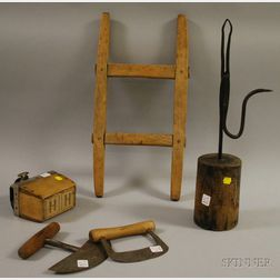 Five Early Household Implements