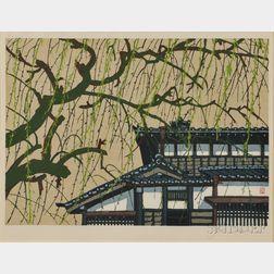 Junichiro Sekino (1914-1988), Yoshida, 1966