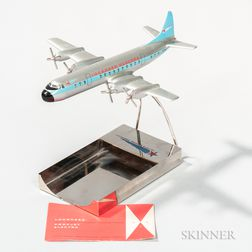 Lockheed Electra Aviation Display Model