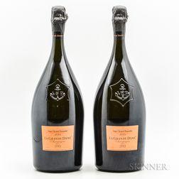 Veuve Clicquot La Grande Dame 1995, 2 magnums