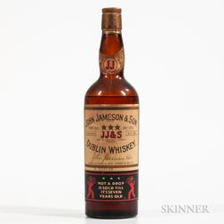 Jameson Three Star 7 Years Old, 1 bottle
