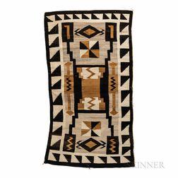 Large Navajo Floor Rug