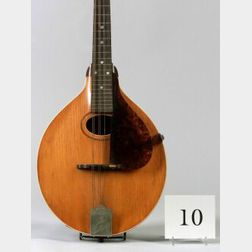 American Mandolin, The Gibson Mandolin-Guitar Company, Kalamazoo, 1906, Model A