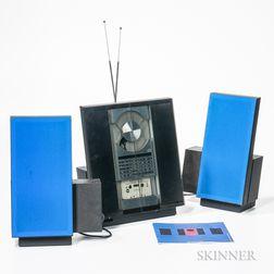 Bang & Olufsen Beosystem 2500 Stereo System